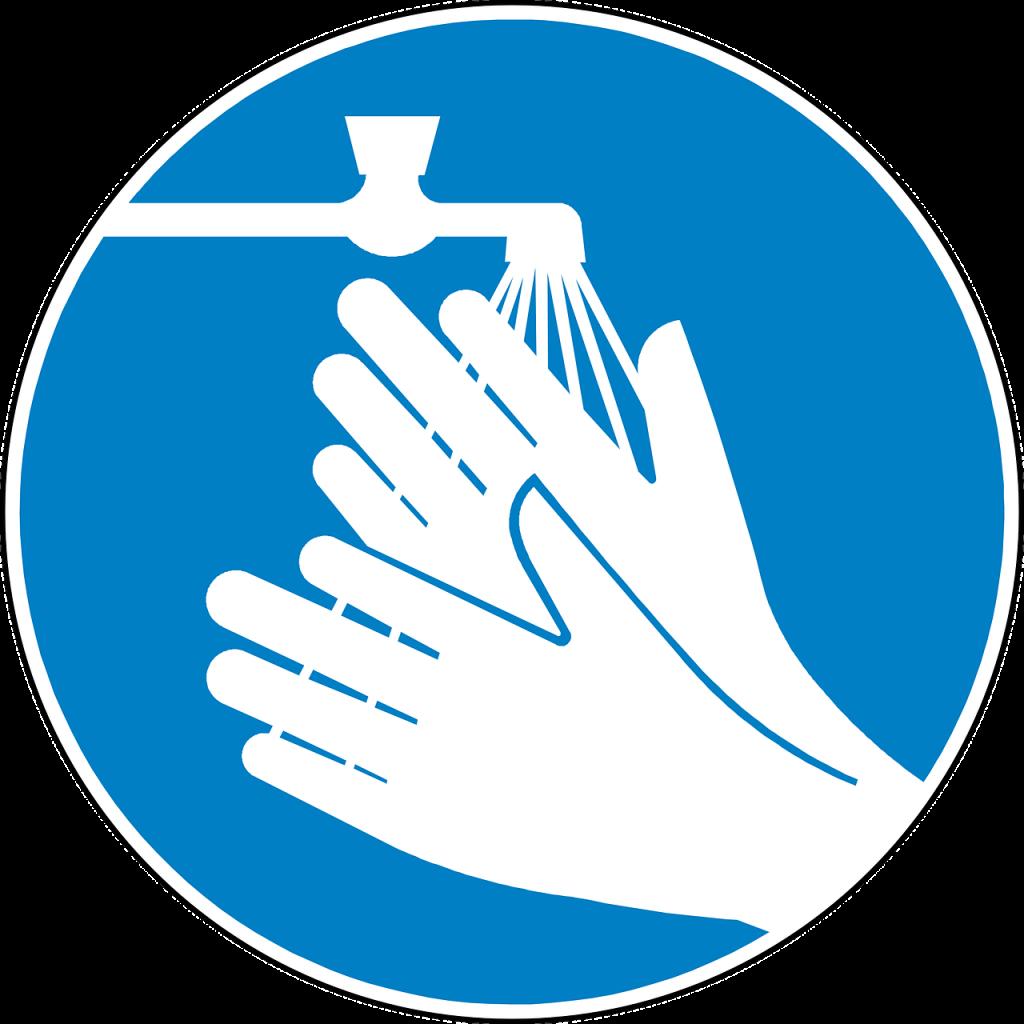 Lave bem as mãos durante a quarentena contra o coronavírus